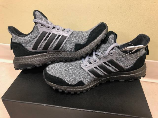 Game Of Thrones X Adidas Ultra Boost House Stark