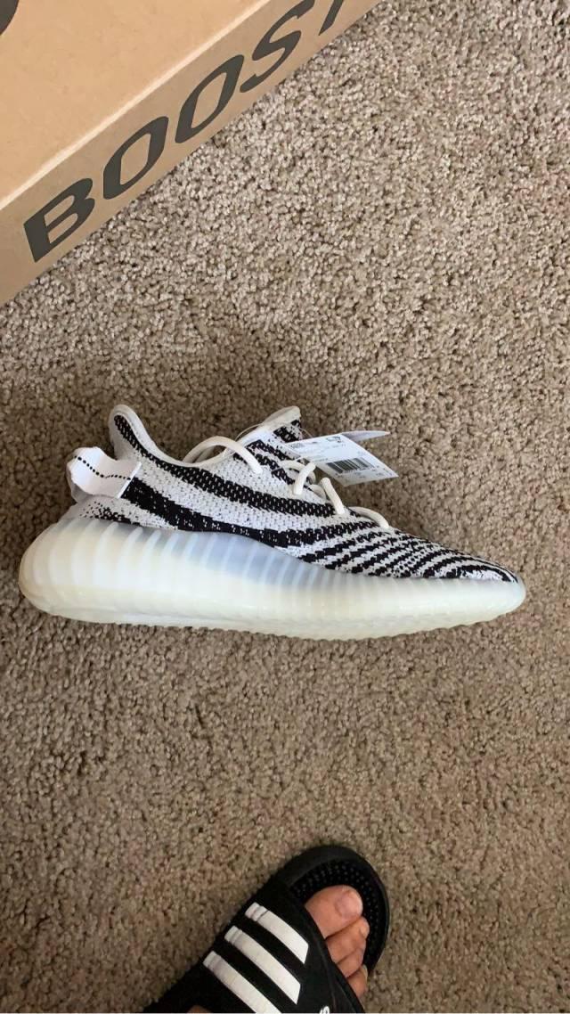adidas yeezy v2 zebra
