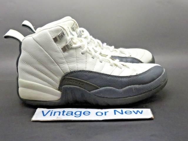 Nike Air Jordan XII 12 Flint Grey Retro