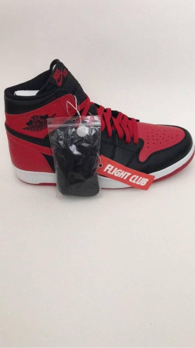 hot sale online af605 449a7 Air Jordan 1.5 - Bred