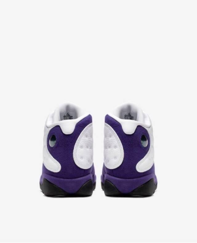 super popular 82ade 068b7 Air Jordan 13 Lakers