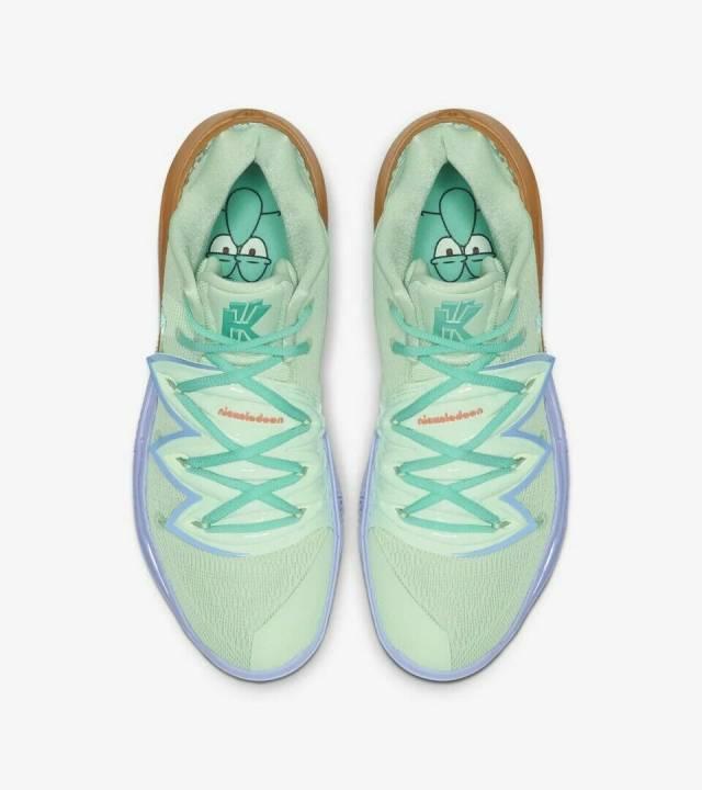 Nike Kyrie 5 Squidward | Kixify Marketplace