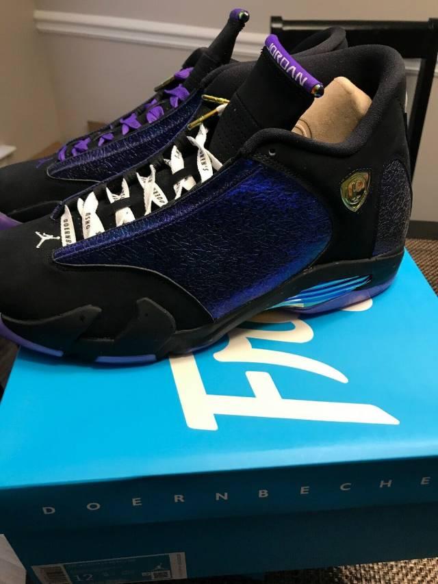 Air Jordan 14 Doernbecher | Kixify