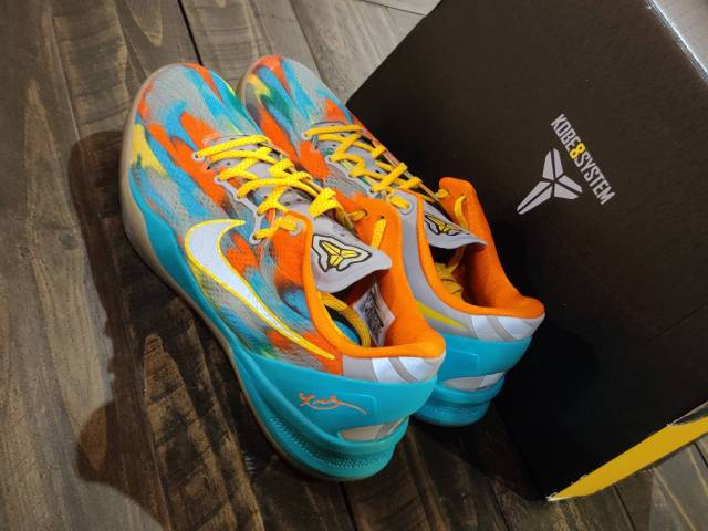 Nike Kobe 8 - Venice Beach | Europabio