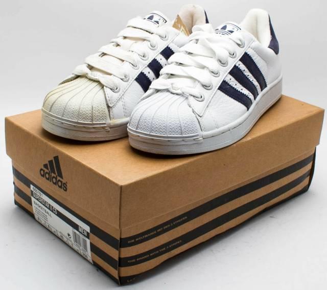 Adidas Men's Vintage 2000 Superstar 2