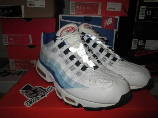 NIKE AIR MAX 95 ATHENS SIZE 11.5 BLUE