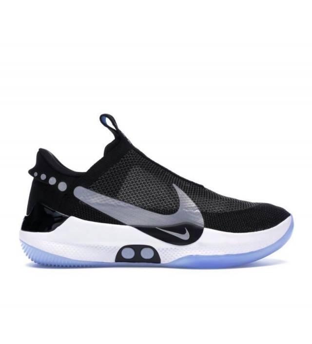 Nike Adapt BB Black Pure Platinum