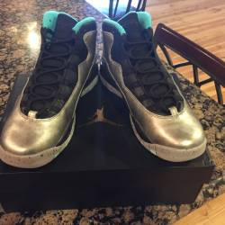 Air jordan 10 lady liberty 6-7...