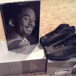 Adidas the kobe from 2000