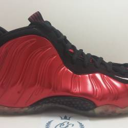 Nike air foamposite one red me...
