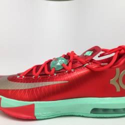 Nike zoom kd vi 6 christmas xm...