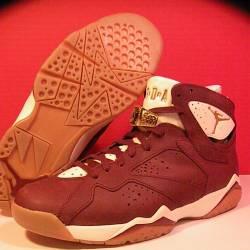 Nike air jordan retro vii 7 c&...