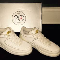 Air jordan retro 2 low (gs)