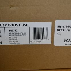 Yeezy boost 350 pirate black s...