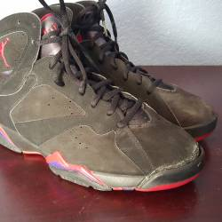 Air jordan 7 raptor size 10