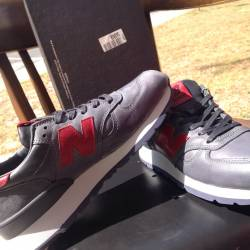 New balance made in the usa ho...