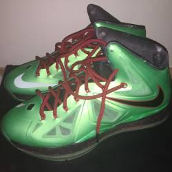 """Nike lebron x """"cutting jade"""""""