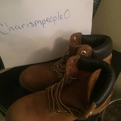 Timberlands size 7m