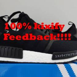 Adidas nmd japan black white p...