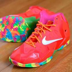 Nike lebron 11 fruity pebbles ...
