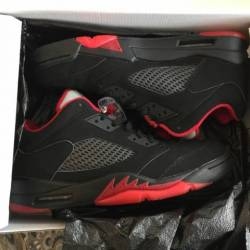 "Air jordan v low ""alternate 90"""