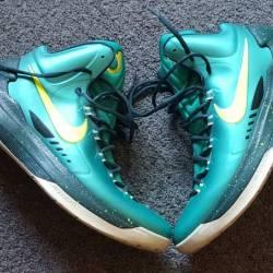 Nike kd 5 gamma ray hulk 11.5