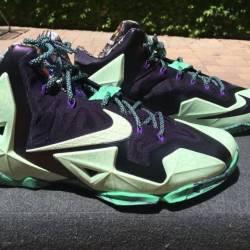 Nike lebron xi 11's, gator kin...
