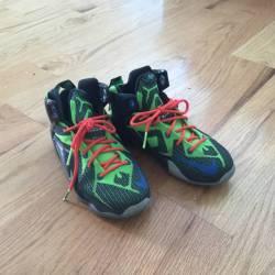 Nike lebron 12 gs gamer size 3.5y