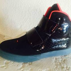 Limited edition patent leather...