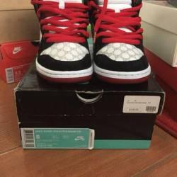 Nike sb dunk paid in full