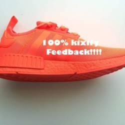 Adidas nmd solar red r1 s31507
