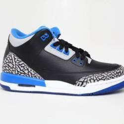 Nike air jordan 3 sport royal