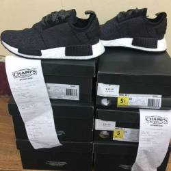 Champs exclusive adidas nmd r1...
