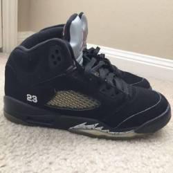 Jordan retro metallic 5