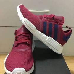 Adidas nmd r_1 raspberry pink ...