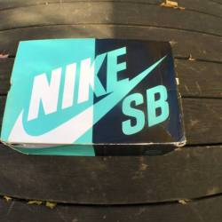 Nike dunk sb prm (diamond blue)