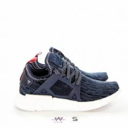 Nmd_xr1 pk w navy red (size 9)...