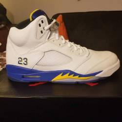 Air jordan laney 5