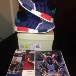 """Adidas nmd r1 pk """"packers"""""""