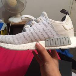 Nmd r1 whiteout