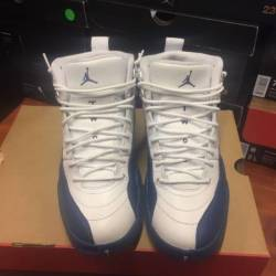 Jordan 12 french blue size 7 p...