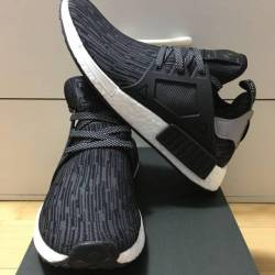 NMD XR1 PK Grey Sz 9.5 s32218 DS Cheap NMD XR1