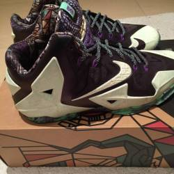 Nike lebron xi 11 gator king a...