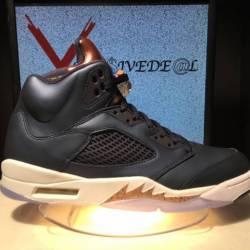 Air jordan 5 retro 'bronze' sz...