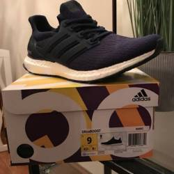 Ultra boost 3.0 colligate navy