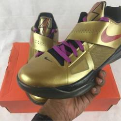 Nike kd 4 gold medal size 11 o...