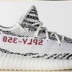 Official Images: adidas Yeezy Boost 350 v2 Zebra Cheap Yeezy 350