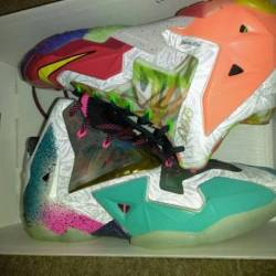 What the lebron 11s