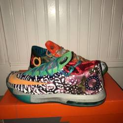 Nike kd 6 - what the kd?