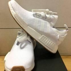 Adidas nmd r_1 primeknit pk wh...